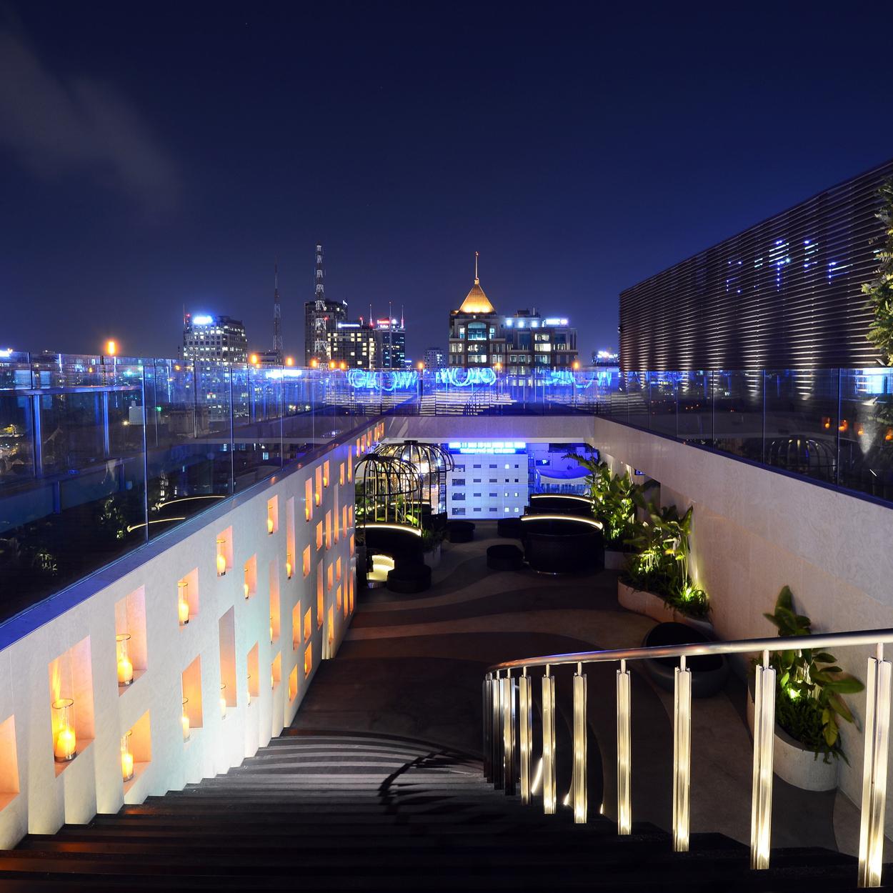 Glow Skybar - with VSI bateig fantasia, Grey wave, Tsing lavastone - simply go Glow !